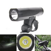 XANES XL12 600LM T6 IP65 Waterproof USB Rechargeable Bike Light Flashlight Torch