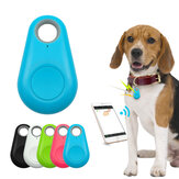 Ranres Pet Smart Bluetooth Tracker Mini Anti-perso localizzatore Bluetooth impermeabile Tracer per Pet Dog Cat Kids Car Wallet Portachiavi Accessori