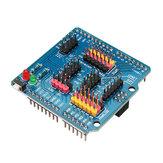 Scheda di espansione sensore porta IO per UNO Leonardo Mega2560 OPEN-SMART per Arduino - prodotti compatibili con schede Arduino ufficiali