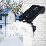 À prova d'água 48LED / 54COB / 54LED Solar Motion Sensor Aplique IP65 para jardim ao ar livre e jardim