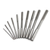 10pcs 3-12mm HSS Machine Reamer Set H7 Straight Shank Milling Chucking Reamer