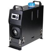 Riscaldatore di parcheggio del riscaldatore diesel dell'aria di 5kW 12V tutto in One LCD Display con controllo remoto