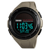 SKMEI 1405 Solar Power Stopwatch LED Display Digital Menonton
