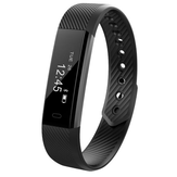 Bakeey ID115HR Heart Rate Monitor Smart Bracelet Watch Fitness Tracker Step Counter Watch for Android IOS