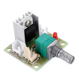 LM317 DC Linear Converter Down Voltage Regulator Board Speed Control Module DC 3.25-15V To DC1.25V-13V