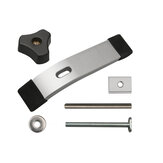 M8 Pressure Plate Set For Fixing The Board DIY Woodworking Clamp Tools