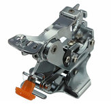 Detail KCASA tentang Ruffler Presser Foot untuk Brother Singer Kenmore Elna Low Shank Sewing Machine
