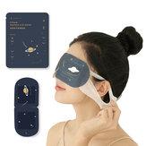 [Из] LIBERFEEL Sleep Steam Eyemask Симпатичный капюшон для теней для век Защитная нашивка для глаз Soft Комфортная повязка на глаза Ромашка лаванда Жасмин
