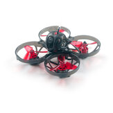 21g Everyine UZ65 65mm 1S Whoop FPV Racing Drone BNF رونكام نانو 3 35mm Propeller 5.8G 25 ~ 100mW VTX