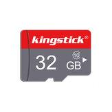 Scheda di memoria Kingstick TF Card C10 V10 128G Smart Card con adattatore per scheda SD per PC tablet Smart Phone fotografica