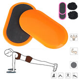 2Pcs Core Sliders Disques Training Gliders Anti Sliding Plate Fitness Protector