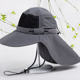 Summer Sun Protection Outdoor Fishing Hat Quick-drying Cap Breathable Hat Baseball Cap