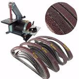 20pcs 13x457mm Zirconia Abrasive Sanding Belts 40/60/80/120 Grit