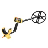 MD6350 Professional Underground Metal Detector Advance 12' Super Coil Gold Digger Treasure Hunter Pinpointer Stud Fider Detector
