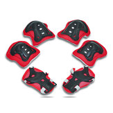 BIKIGHT 6Pcs Kid Roller Cycling Skating Skateboard Children Sports Protective Gear Elbow Knee Wrist Guards