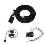 5pcs 1M NAMA17 42 Stepper Motor Cable for Mini-Rambo/Einsy Rambo/Rambo 1.3/1.4 F  Prusa i3 MK2 MK3 3D Printer Part