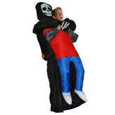 Inflatable Toy Costume Carnival Party Fancy God Of Death Clothing For Adults Free Shipping