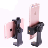 Ulanzi Trépied Mount Cell Phone Clipper Support vertical Clip Holder Adaptateur à 360 degrés