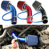 Performa Universal Cold Air Intake Filter Alumimum Induction Pipe HOSE System