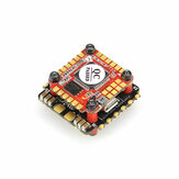 20x20mm HGLRC Zeus F735 STACK F722 F7 Flight Controller & 35A Blheli_32 3~6S 4 IN 1 Brushless ESC for RC Drone FPV Racing