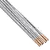 10PCS WL15 1.0x150mm TIG لحام التنغستن أقطاب غيض الذهبي قضبان مجموعة