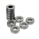 10pcs 688ZZ Miniature Bearings Ball Bearings Metal Double Shielded Bearing Steel