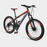 [From Xiaomi Youpin] FOREVER P10 22/24inch 24-Speed Youth Mountain Bike Double Disc Brake Shock Absorption Off-road Bike