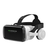 Shinecon 6.0 Virtual Reality Smartphone 3D Brille Stereo VR Headset Helm Für IOS Android