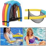 Drijvende zwembadstoel Zwembad Mesh-stoelen Hangmat Drijvende stoel Water Lounge Stoelen Reizen Water Zwemmen