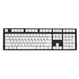 Magicforce 108 Key White Color Red Fonts Dye-sub PBT Keycaps Keycap Set voor mechanisch toetsenbord