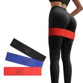 Unisex rutschfestes Design Hip Circle Loop Resistance Band Trainingsübung für Beine Oberschenkel Glute Butt Squat Bands