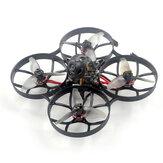 URUAV UZ85 85mm 2S DIY Whoop FPV Racing Drone PNP / BNF Caddx ANT Lite Cam AIO 4IN1 CrazybeeX FC 1102 10000KV Motor 5A ESC