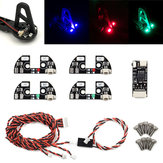 Fishbonne Afstandsbediening Navigatie LED Board Light Voor F330 F450 F550 S500 S550 Framekit