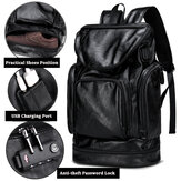 Multi Leisure Travel Backpack untuk Pria Leisure