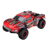 1/16 RC Car Truck Car 15KM/h 2.4G 4WD Partial Waterproof Brushed Short Course SUV 1621