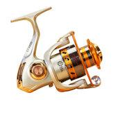 ZANLUREEF3000-60005.5:112BBFull Metal Fiação Reel Esquerda / Direita intercâmbio Carretel De Pesca