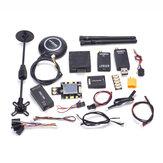 PX4 Pixhawk PIX 2.4.8 32-bitowy kontroler lotu 433 Mhz Radio Telemetria M8N GPS + OSD + PM + Buzzer + PPM + I2C