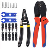 6 in 1 Compatible Wire Crimper Plier Tool Kit 0.5-6mm² Crimping Terminal Tool