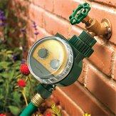 KCASA KC-JK666 Bahçe Otomatik Sulama Zamanlayıcı Küresel Vana Yağış İzleme İndüksiyon Zamanlayıcısı