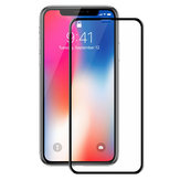 Enkay 0.2mm 6D Curved Edge Soft TPU Tempered Glass شاشة Protector للآيفون XS / iPhone X / iPhone 11 Pro