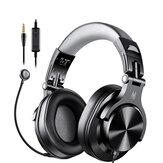 Oneodio A71D Gaming Headset Gamer PC 3.5mm Over-Ear Stereo Bedrade Gaming Koptelefoon Met Insteekbare Microfoon Voor PS4 / Xbox / Phonec voor Telefoon Mp3 PC
