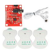 DC 3.3V AD8232 ECG Measurement Module Kit Portable Heart Monitor Biological
