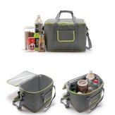 IPRee™ 18L Waterproof Insulated Thermal Cooler Bag Picnic Lunch Food Storage Pouch