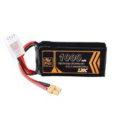 ZOP Power 11.1V 1000mAh 120C 3S Lipo Batterie XT30 Prise pour drone de course RC