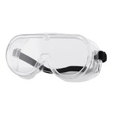 Transparent Goggles Anti-Fog Glasses Adjustable Eyewear Eye Protectors