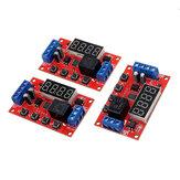 DC 5V 12V 24V 10A Adjustable Time Module LED Digital Timming Relay Timer Delay Trigger Control Switch