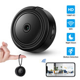 HD 1080P Mini WiFi Camera Pocket Body Camera Remote Monitor CCTV Webcam Video Draadloze IR Nachtzicht Home Security DVR Camcord