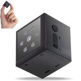 MD25 1080P HD Mini portatile magnetico fotografica Micro Cam Visione notturna a infrarossi Videocamera DV Monitor per la registrazione del movimento sportivo per auto fotografica