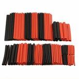 150 PCS Halogeenvrije 2: 1 Warmtekrimpkabel Draadkabel Sleeving Wrap Wire Set