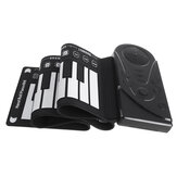 49 Keys Roll Up Keyboard Piano Electronic Portable Electronic Musical Instrument